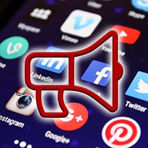 megaphone image icon